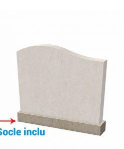 PIERRE-DE-CHAUVIGNY-Stele-funéraire-musulman-ST0214-socle-inclu