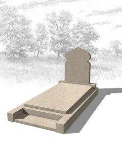 PIERRE DE CHAVIGNY-Monument-funéraire-musulman-720DRS-sans-semelle