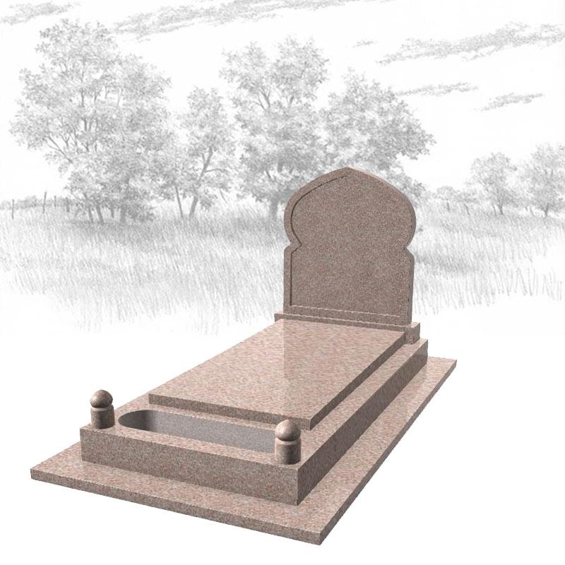 ROSE HORTENSIA-Monument-funéraire-musulman-725J01R-avec-semelle